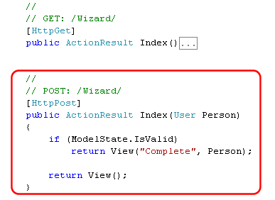 Create a Wizard in ASP NET MVC 3 · Nadeem Afana's Blog