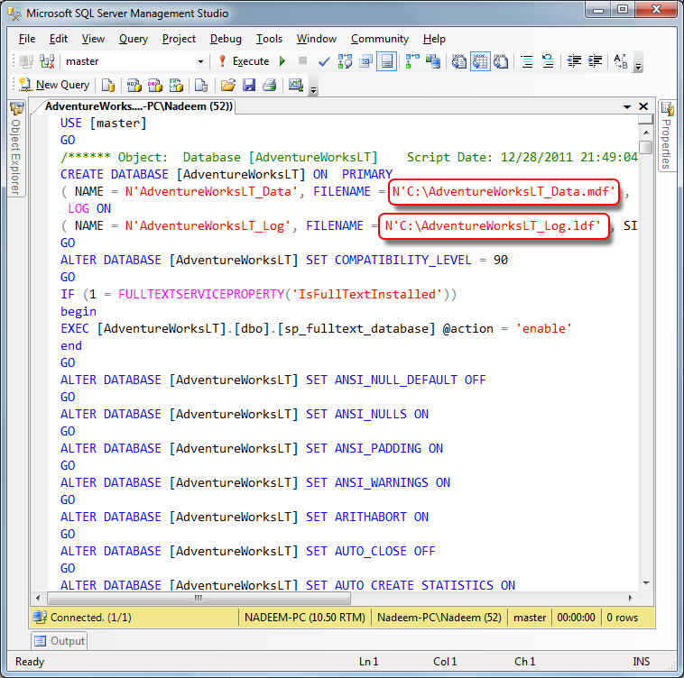 Paging, sorting, and searching using EF Code first and MVC · Nadeem